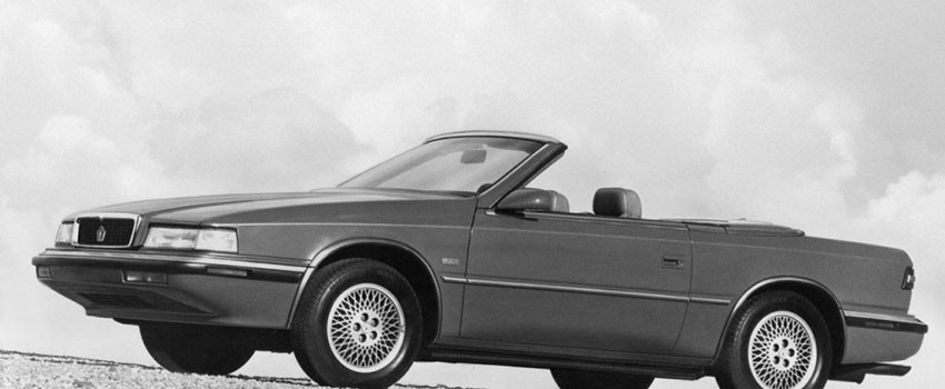 Подогрев сидений Крайслер TC by Maserati