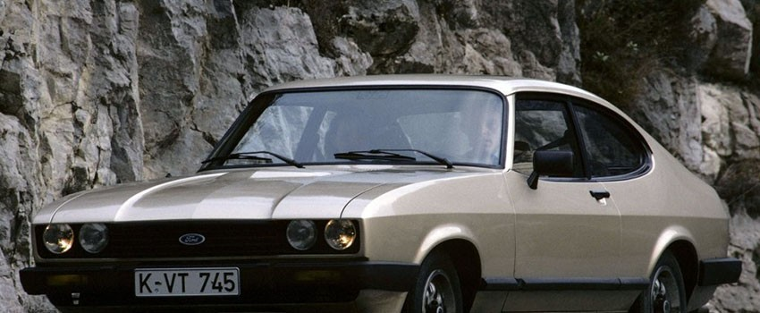 Подогрев сидений Форд Capri