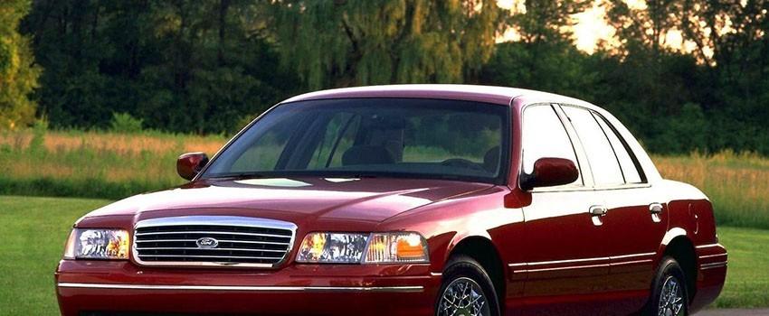 Подогрев сидений Форд Crown Victoria