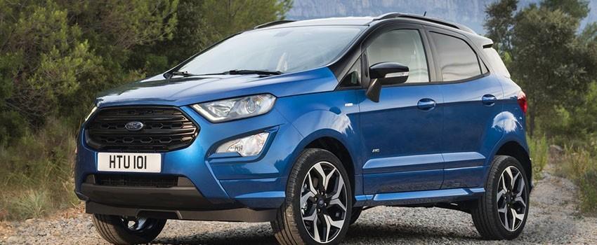 Подогрев сидений Форд EcoSport