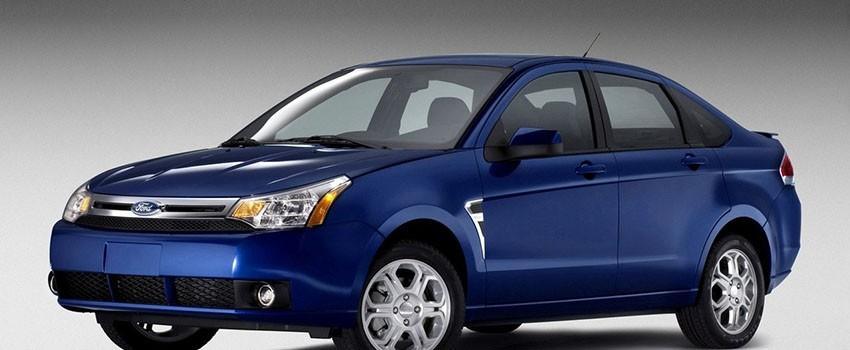 Подогрев сидений Форд Focus (North America)