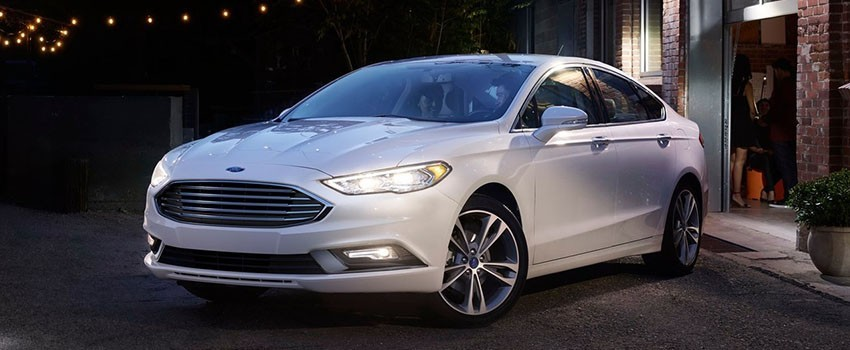 Подогрев сидений Форд Fusion (North America)