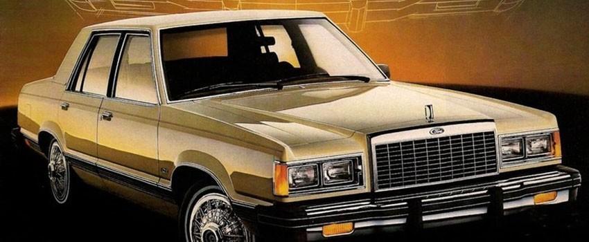 Подогрев сидений Форд Granada (North America)