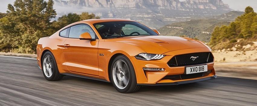 Подогрев сидений Форд Mustang