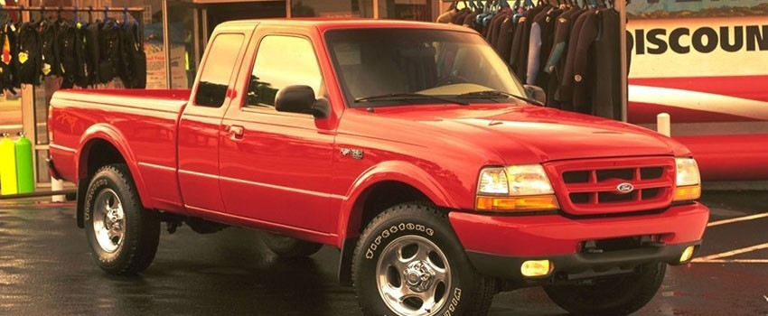 Подогрев сидений Форд Ranger (North America)