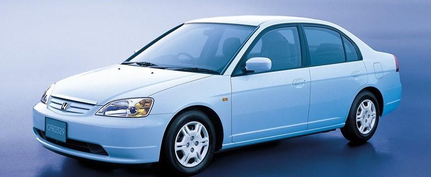 Подогрев сидений Хонда Civic Ferio