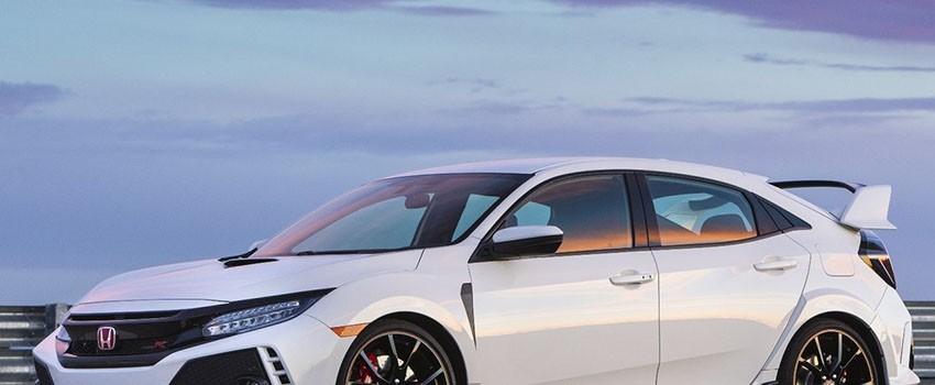 Подогрев сидений Хонда Civic Type R