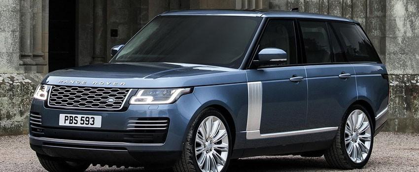 Подогрев сидений Ленд Ровер Range Rover