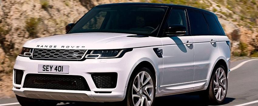Подогрев сидений Ленд Ровер Range Rover Sport