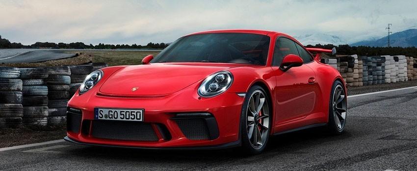 Подогрев сидений Порше 911 GT3