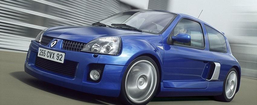 Подогрев сидений Рено Clio V6