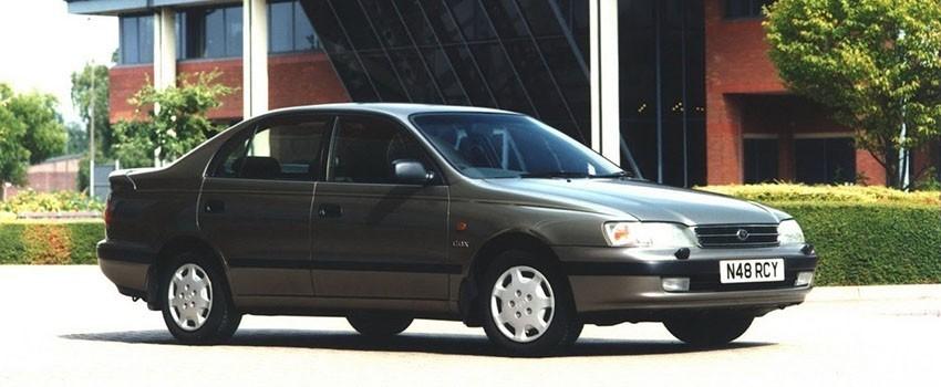 Подогрев сидений Тойота Carina E