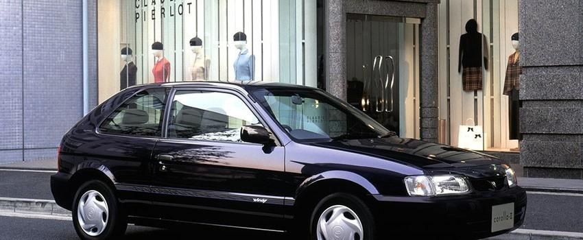 Подогрев сидений Тойота Corolla II