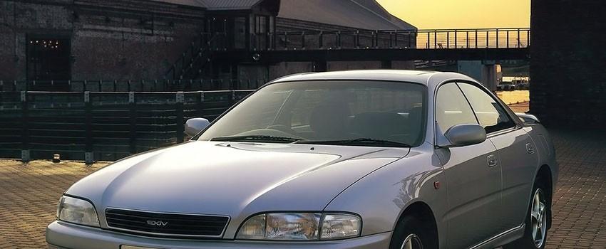 Подогрев сидений Тойота Corona EXiV