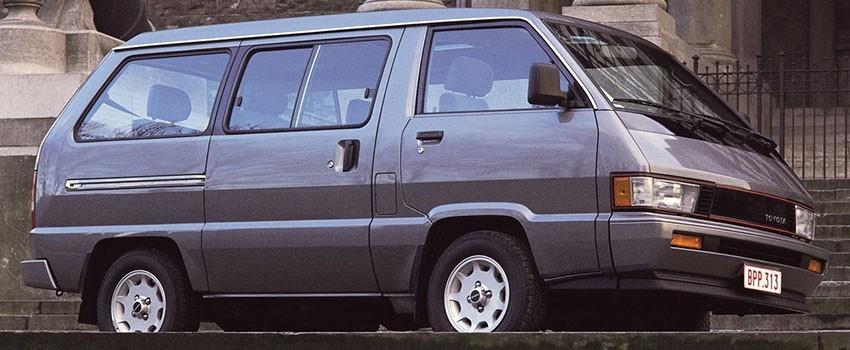 Подогрев сидений Тойота Model F
