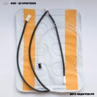 Нагревательный элемент подогрева сидений Ауди Q3 Sportback