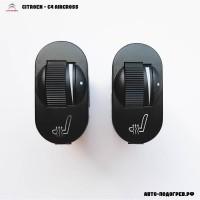 Подогрев сидений Ситроен C4 Aircross - с регулятором 10 режимов