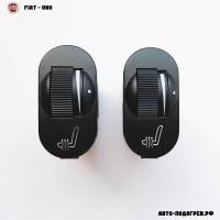 Подогрев сидений Фиат Uno - с регулятором 10 режимов