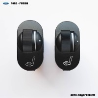Подогрев сидений Форд Fusion - с регулятором 10 режимов