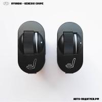 Подогрев сидений Хендай Genesis Coupe - с регулятором 10 режимов