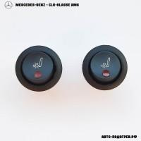 Подогрев сидений Мерседес CLK-klasse AMG - 1 режим нагрева