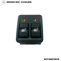 Подогрев сидений Мерседес SLR McLaren - с регулятором 3 режима