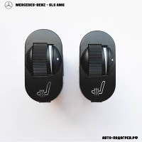 Подогрев сидений Мерседес SLS AMG - с регулятором 10 режимов