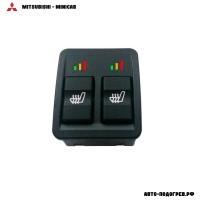 Подогрев сидений Митсубиси Minicab - с регулятором 3 режима