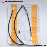 Нагревательный элемент подогрева сидений Митсубиси Montero Sport