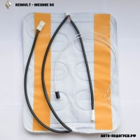 Нагревательный элемент подогрева сидений Рено Megane RS