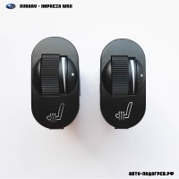 Подогрев сидений Субару Impreza WRX - с регулятором 10 режимов
