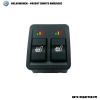 Подогрев сидений Фольксваген Passat (North America) - с регулятором 3 режима