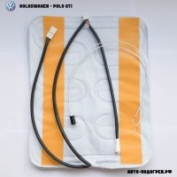 Нагревательный элемент подогрева сидений Фольксваген Polo GTI